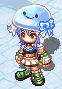 Hat Blue Jelly Hat Equip