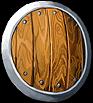Shield Wood Shield