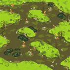 Minimap Swamp Dungeon 2 - Marshy Pool