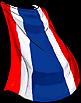 Cape Thai Flag Cape