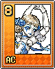 Card Star Card No.19 AC