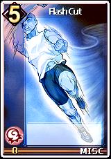 Card Flash Cut Skill Card Big