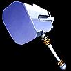 Weapon Shocking Flash Hammer
