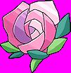 Shield Rose Fairy Shield