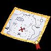 Item Secret Space Map