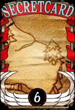Card Secret Card No.6