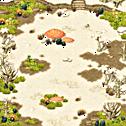 Minimap Fiesta Zone 9 - Stone Sculpture Alert