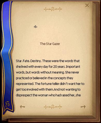 Story of the Star Gazer Girl 6 1