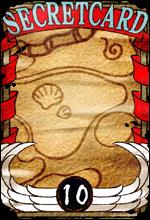 Card Secret Card No.10