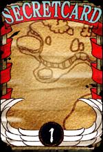 Card Secret Card No.1