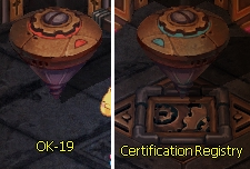 OK-19 Certification Registry