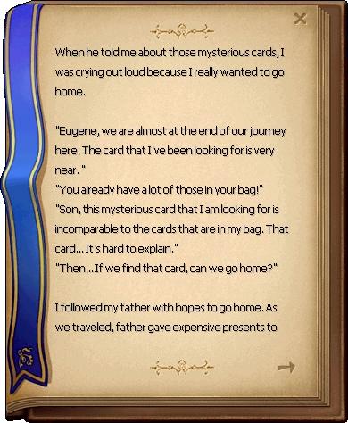 Card Hunter's Diary 3