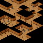 Minimap Pyramid Dungeon 3 - Hall of Bastet