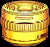 Item Gold Lens