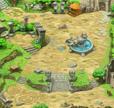 Minimap Gate of Caballa Relics
