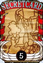 Secret Card No. 5