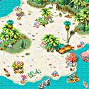 Minimap Fiesta Zone 1 - Cora Alert