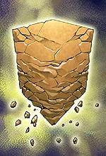 Skill Earth Shield Big