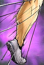 Skill Leg Training Big