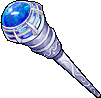 Weapon Silver Rod