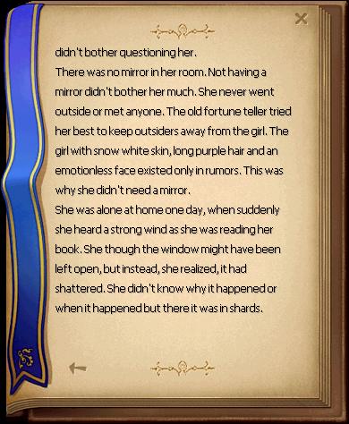 Story of the Star Gazer Girl 6 2