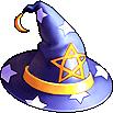 Hat Etoile Magician Hat