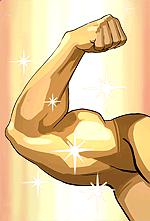Skill Strong Arms Big