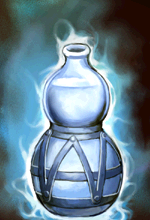 Skill Bottle of Mana Big