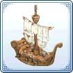 Mycamp Sunken Ship Model