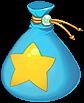 Box Blue Pouch