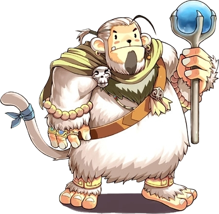 Monster Master Mong Big