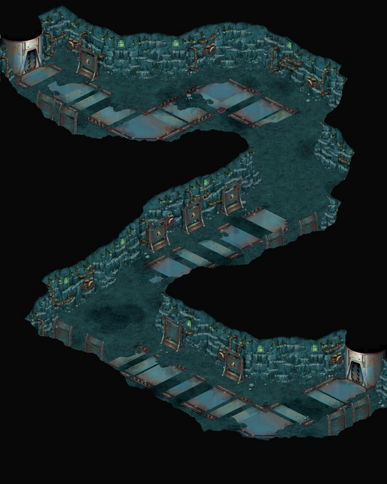 Map NCDO Basement