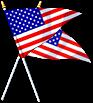 Head American Spirit Flag
