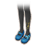Blue Forte Shoes