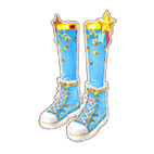 Cerulean Star Shoes