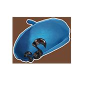 Blue Forte Mini Bere