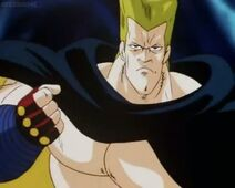 Senkuu in the anime