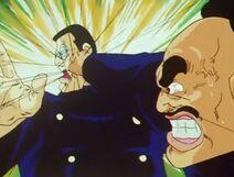 Matsuo hits Tazawa