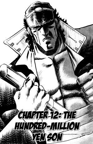 Ch12 (Sakigake!! Otokojuku)