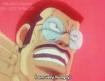 Tazawa is hungry