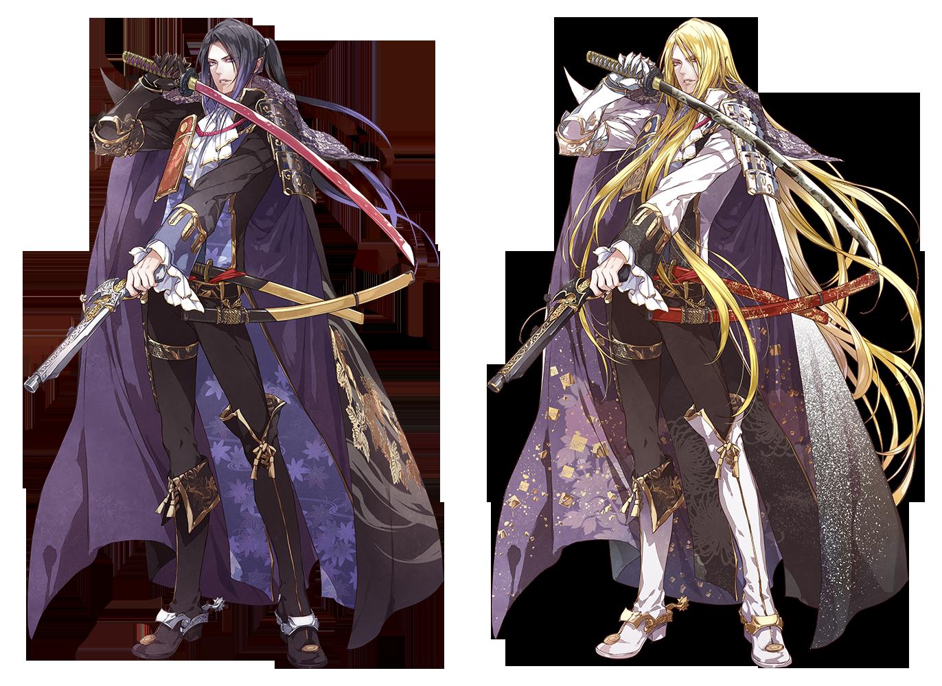 Nobunaga Oda Sengoku Night Blood Otome Games Wikia