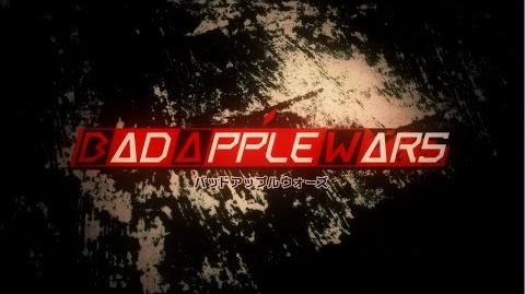 PS Vita「BAD APPLE WARS」 オープニングムービー
