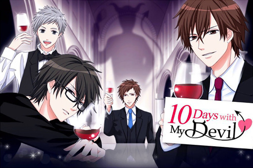 dating the devil otome