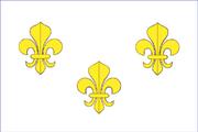 French Canada Flag