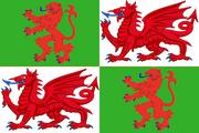Flag of Cymru