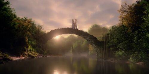 Rumbelle bridge