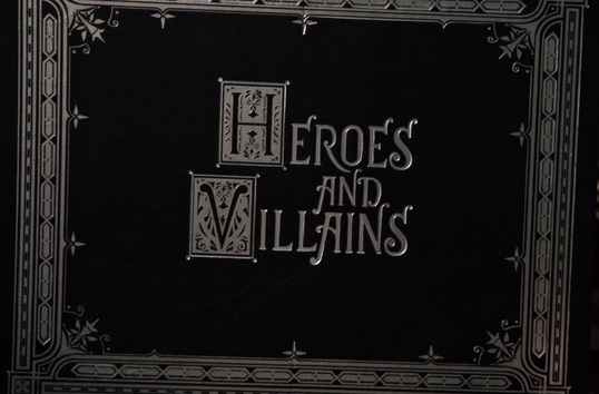 Heroes And Villains Once Upon A Time Wiki Fandom