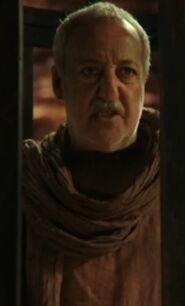 Jafar's father