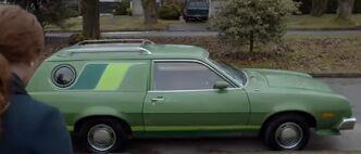 Zelena car