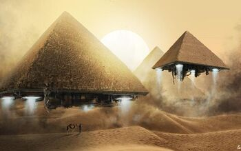 Ancient-aliens-pyramid-hd-wallpaper